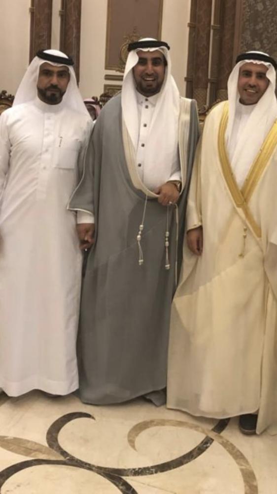 أبناء شليان يحتفلون بزواج محمد