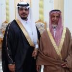 عائله آل صافي يحتفلون بزفاف ابنهم «عبدالعزيز»