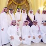 آل باصرة وبوفطيم يحتفلون بزفاف عبدالله