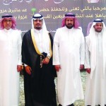 آل صافي يزفون عبدالعزيز