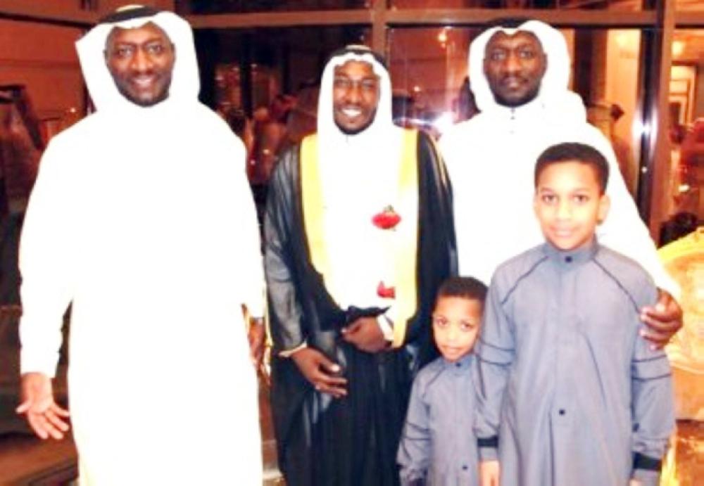 أسرة البرناوي تحتفل بزواج عدنان