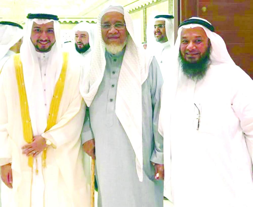 آل حافظ وزواوي يحتفلون بمحمد