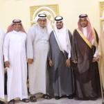 إبراهيم المالكي يحتفل بزفاف نجله