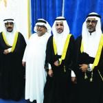 أسرة المريحل تحتفل بحسين