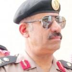 القرزعي مستشارا لمدير الأمن العام
